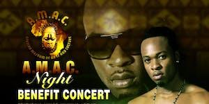 AMAC Night Benefit Concert ft. Award-Winning Recording...