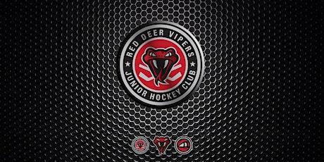 Red Deer Vipers Vs. Stettler Lightning tickets