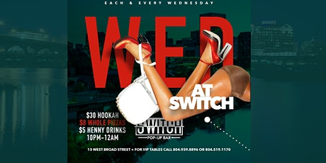 Crush Wednesdays Featuring Ladies Open Bar tickets