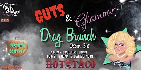 Guts & Glamour Drag Brunch by The Vanity House tickets