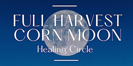 Terraajhealing x Dr Foo Full Harvest Corn Moon Healing Circle (Sep 2021) tickets
