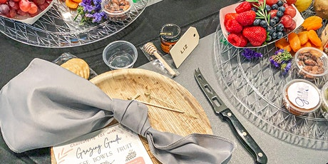Grazing Gouda Charcuterie Board Fall Workshop Live In-Person Class tickets