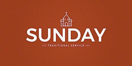 September 19: 8:30am Traditional Service (HC) tickets