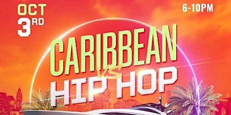 Hip-Hop Vs Caribbean Sunset Yacht Party tickets