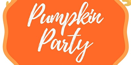 Thursday EarlyON Pumpkin Party - In-Person All ages tickets