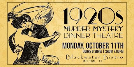 1920s  Murder Mystery Dinner Theatre tickets