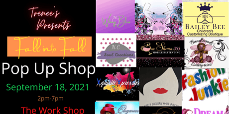Fall into Fall Pop Up Shop tickets