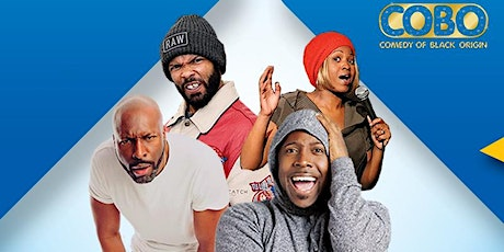 COBO : Comedy Shutdown Black History Month Special - Cardiff tickets