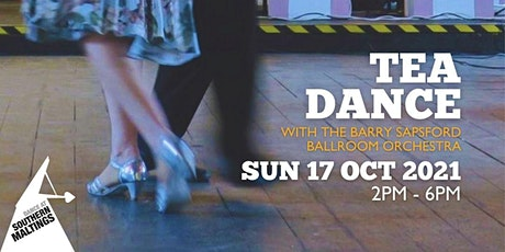 Tea Dance with The Barry Sapsford Ballroom Orchestra tickets