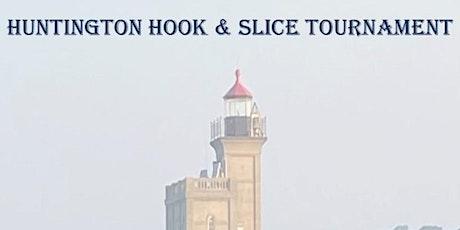 2021 Greg Kline  Charitable Foundation, Huntington Hook & Slice Tournament tickets