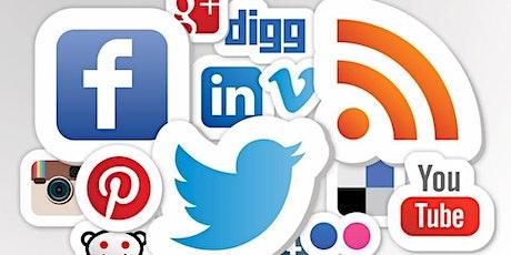 Webinar: Intro to Social Media Marketing tickets