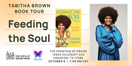 Author Talk: Feeding the Soul (Because It's My Business) with Tabitha Brown tickets