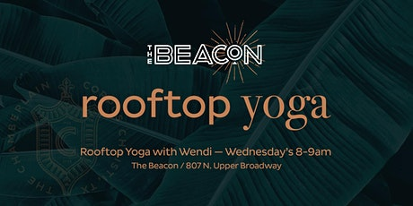 Rooftop Yoga with Wendi tickets