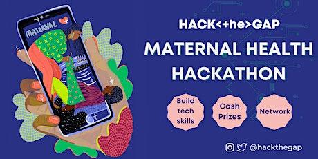 Maternal Health Hackathon tickets