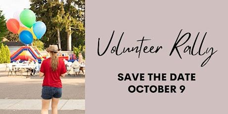 OUTWARD Volunteer Rally tickets