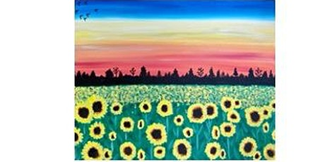 The Brick Tap & Tavern - You're My Sunflower - Paint Party tickets