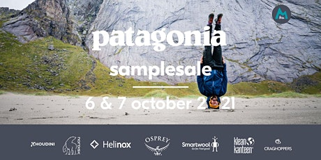 Patagonia® sample sale (06/10/2021 - 07/10/2021) tickets