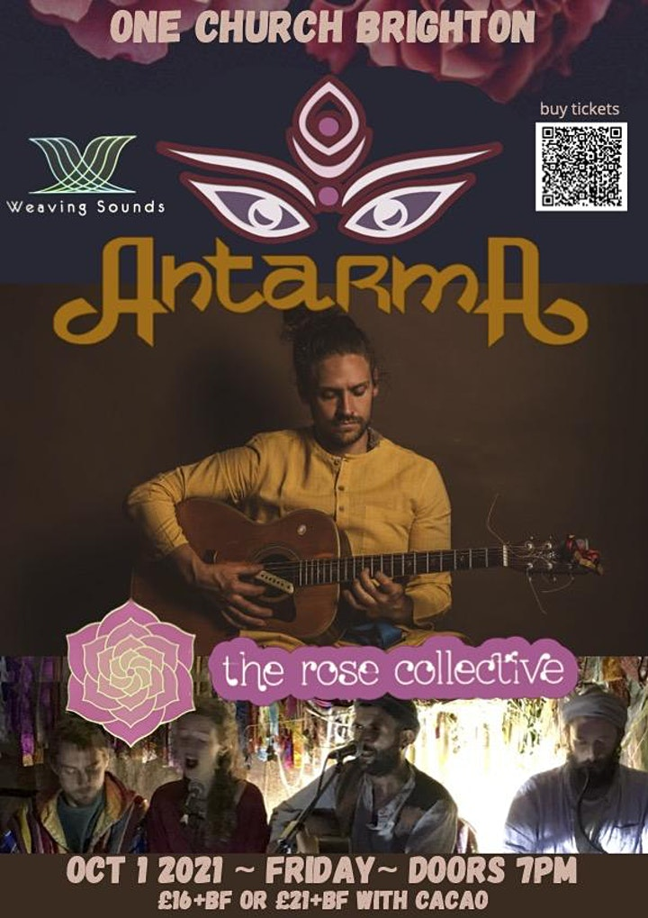 Antarma Live & The Rose Collective image