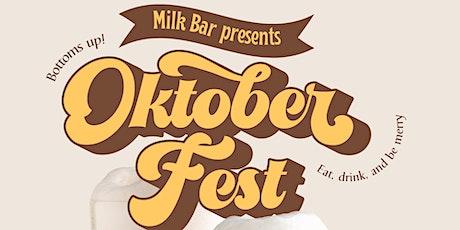 Milk Oktoberfest *Street Music Festival* tickets