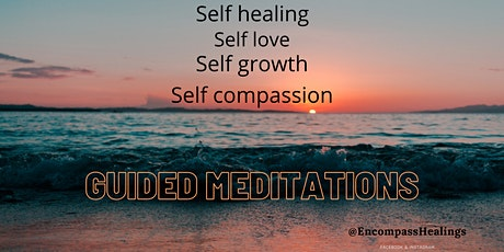 Healing Guided Meditation(s) tickets