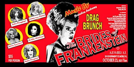 Brides of Frankenstein: Drag Brunch tickets