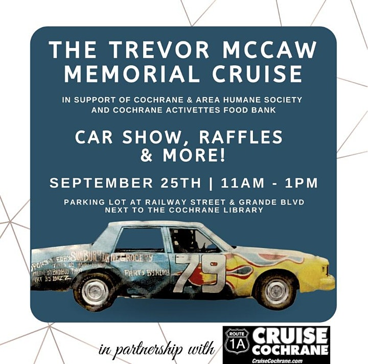 The Trevor McCaw Memorial Cruise. image