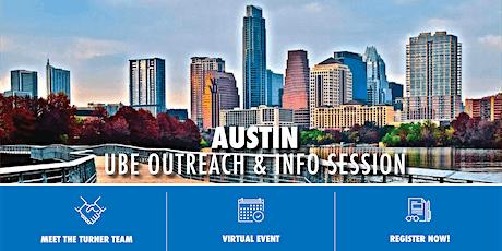 Diverse Contractors Discussion | Turner Austin tickets