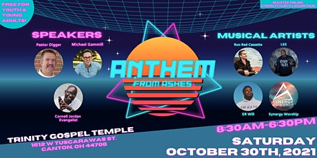 Anthem From Ashes Oct 2021 tickets