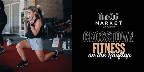 CrossTown Fitness Rooftop HIIT Class tickets