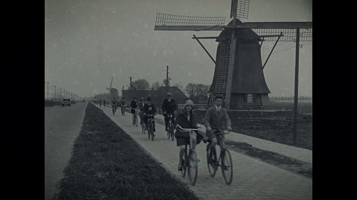Film Screening 'Together We Cycle': HOW the Dutch became a cycling nation image