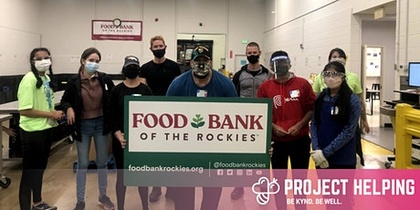 Inspect and Sort Donated Food for Those in Need (Food Bank of the Rockies) tickets