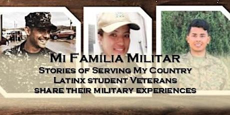 Celebrating Hispanic Heritage Month: Mi Familia Militar tickets