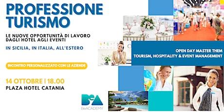 Professione Turismo - Dagli Hotel Agli Eventi - biglietti