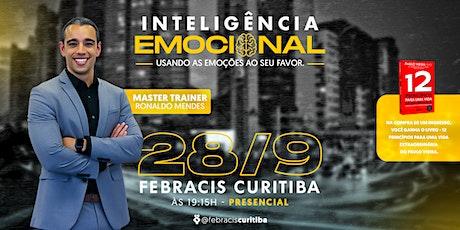 [CURITIBA/PR] Treinamento Inteligência emocional - PRESENCIAL ingressos