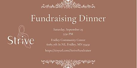 Strive Sisterhood's Fundraiser tickets
