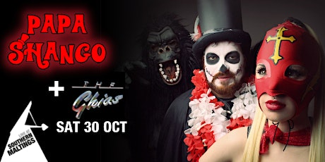 Maltings Halloween Monster Mash: Music by Papa Shango and The Ghias tickets