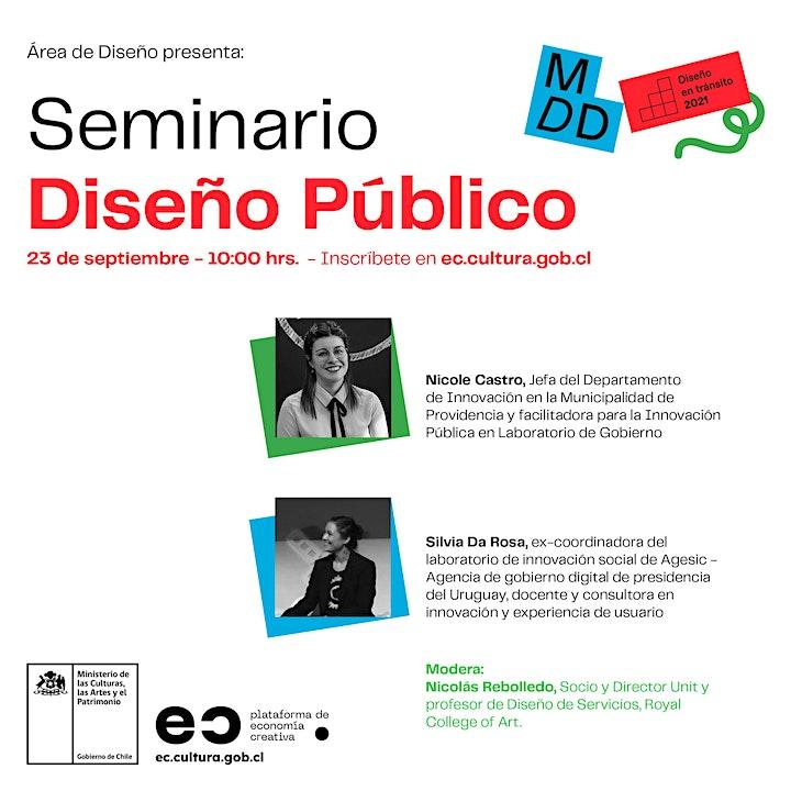 Imagen de Seminario Diseño Público