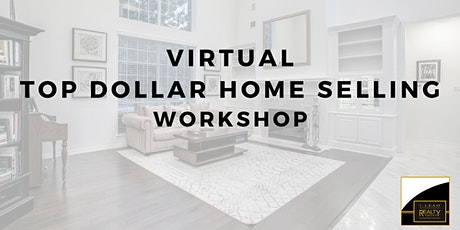 Keller Virtual Home Seller Strategy Workshop tickets