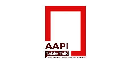 AAPI – Diversity of the AAPI Community tickets