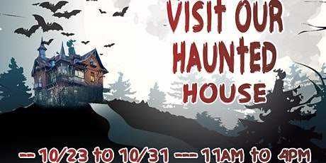 Festival's Haunted House tickets