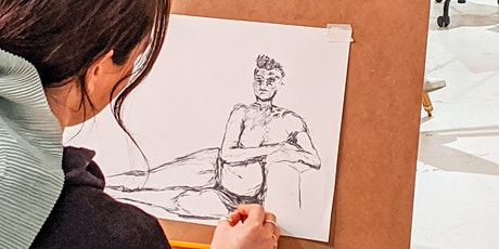 The Useful Art Class - Life Drawing Class tickets