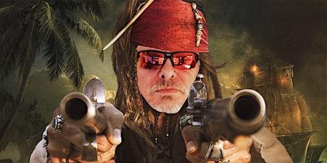 Trefbash 60 - Pirates of the Caribbean tickets