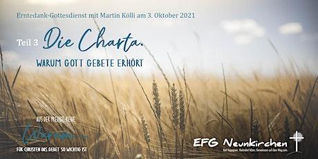 Gottesdienst mit Martin Kölli und KiGo Tickets