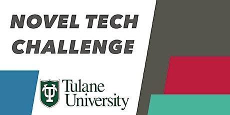 2021-22 Tulane Novel Tech Challenge Kickoff tickets