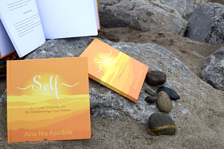 SELF -  An Inner Journey To Re-Membering Your Power Book Launch Reception image
