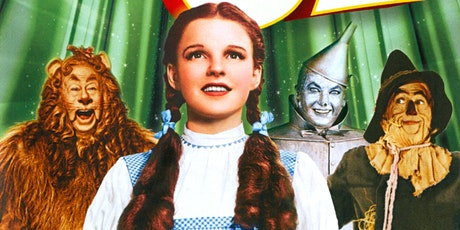 Movies Under the Stars: The Wizard of Oz tickets