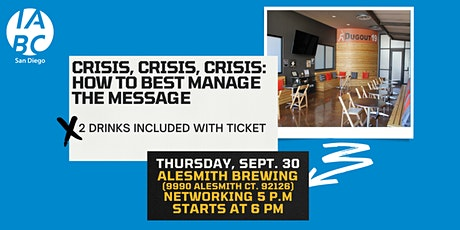 Guest Speaker: Dave Oates at AleSmith Brewery tickets