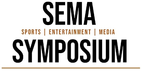 SEMA Symposium 2021 tickets