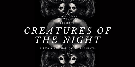 NSFW Creatures of the Night tickets