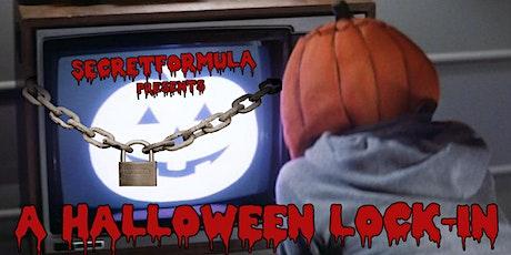 SecretFormula's Halloween Lock-In tickets